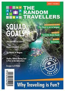 The Random Travellers E-Magazine