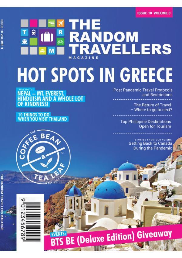 The Random Travellers Magazine Issue 10 Volume 3