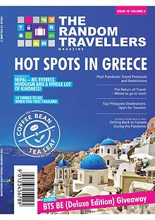 The Random Travellers Magazine