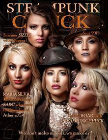 SteamPunk Chuck eMag Sept.2015
