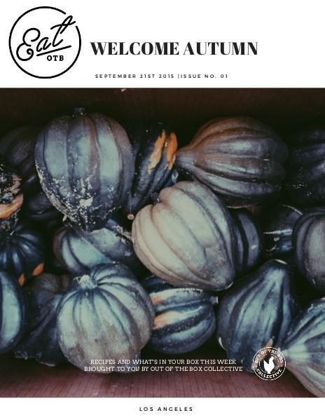 Eat OTB - September 21st 2015