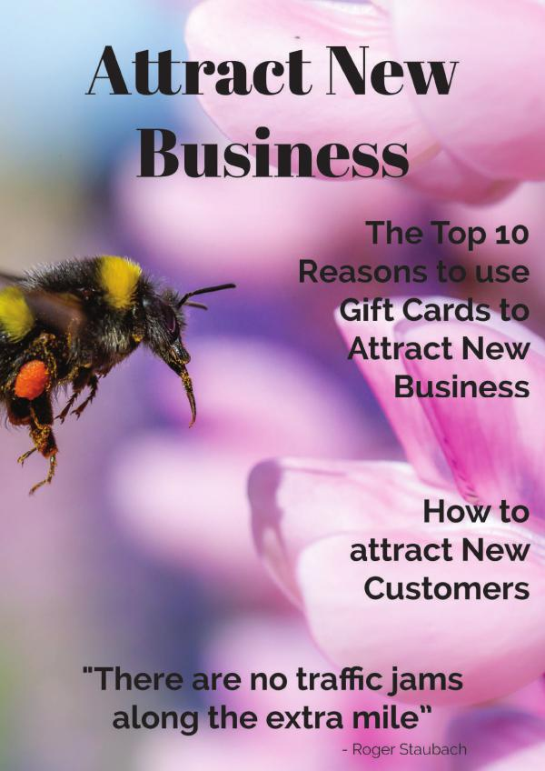 Attract New Business