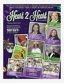 Heart 2 Heart Concepts Magazine