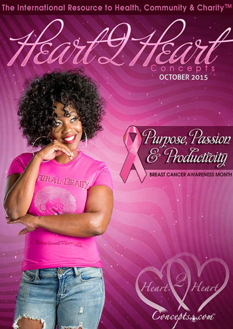 Heart 2 Heart Concepts Magazine October 2015