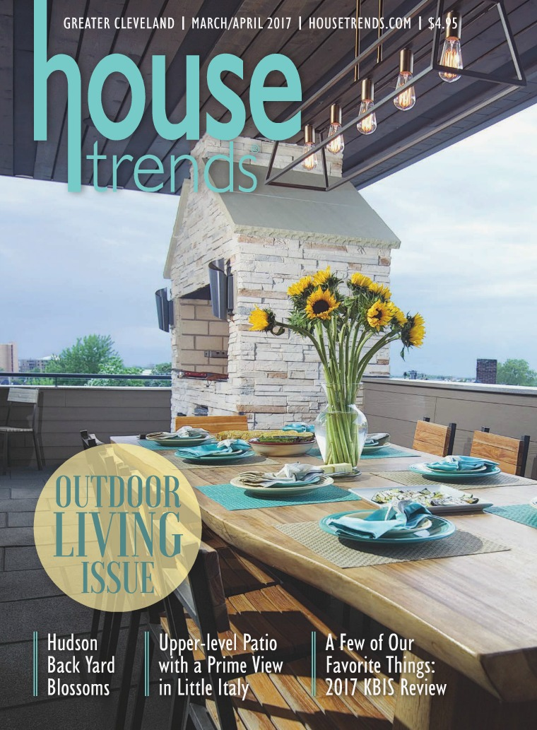 Housetrends Cleveland March / April 2017