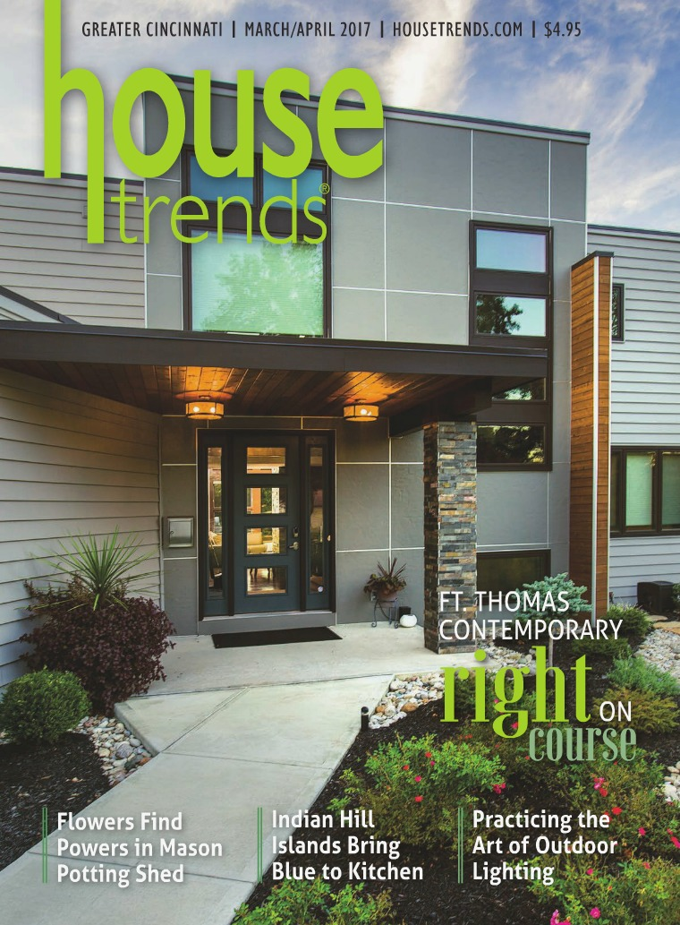 Housetrends Cincinnati March / April 2017