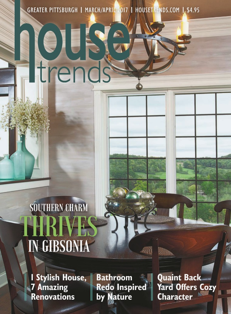 Housetrends Pittsburgh March / April 2017