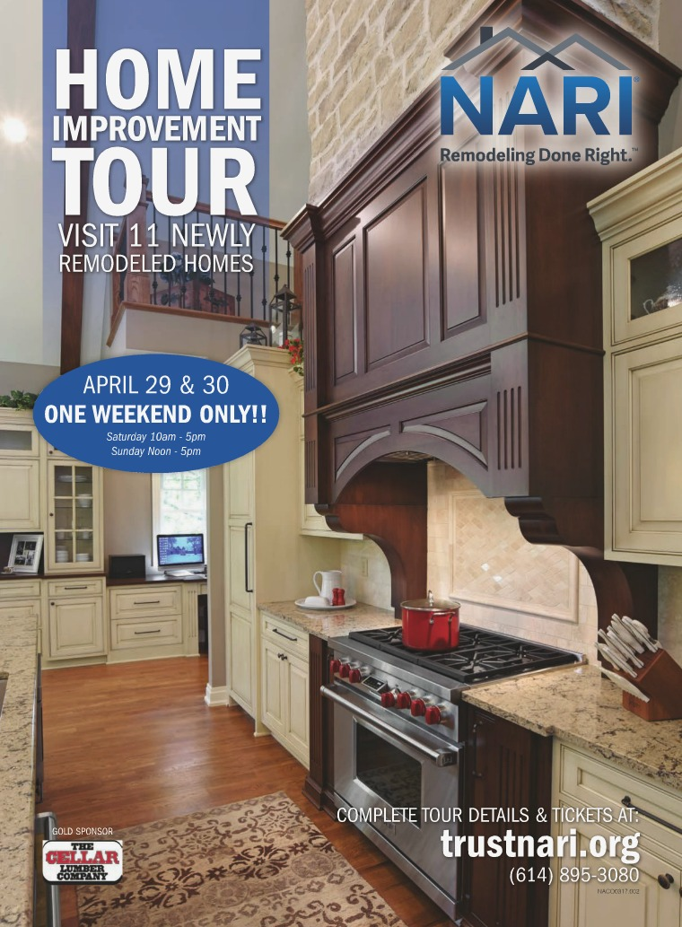 Housetrends Columbus NARI Tour 2017