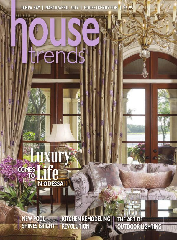 Housetrends Tampa Bay March / April 2017