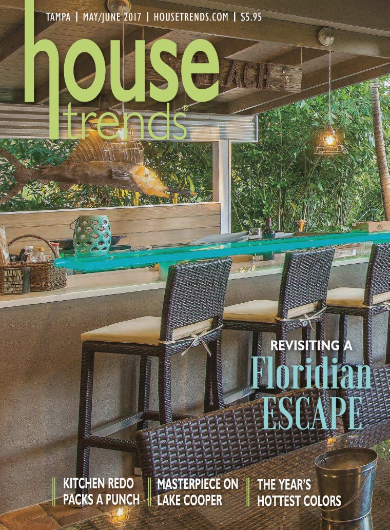 housetrends tampa bay may june 2017 - Kitchen Design Tampa