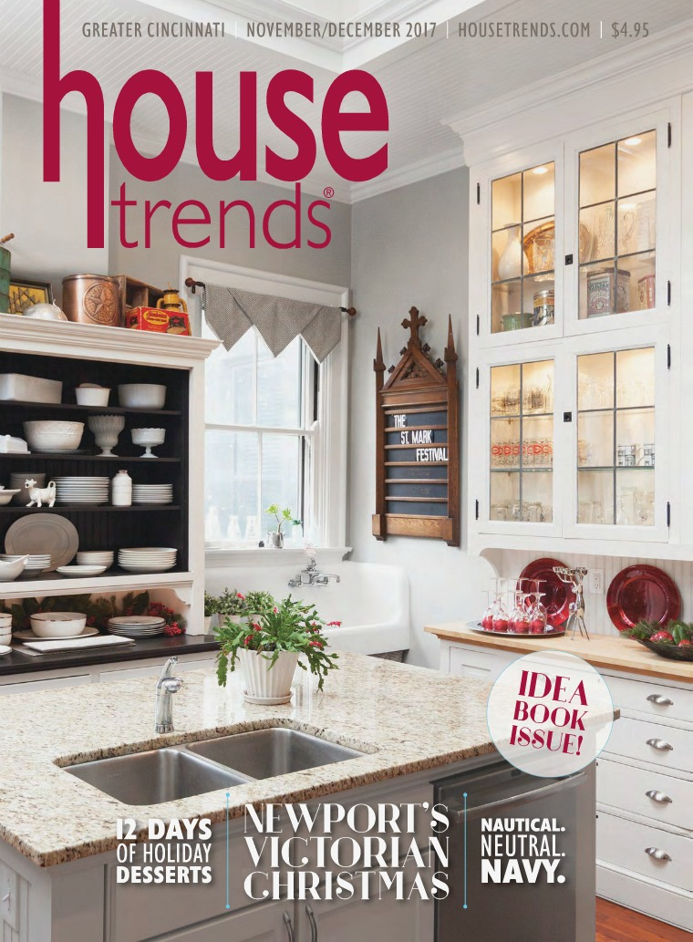 Housetrends Cincinnati November/December 2017