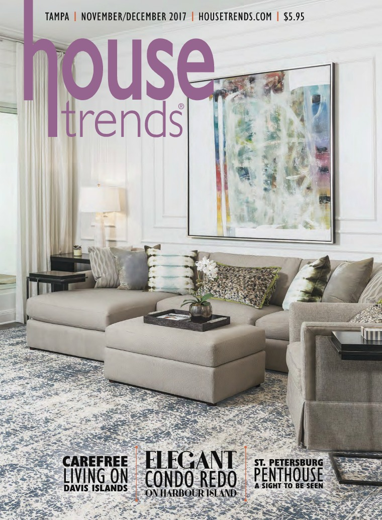 Housetrends Tampa Bay November/December 2017