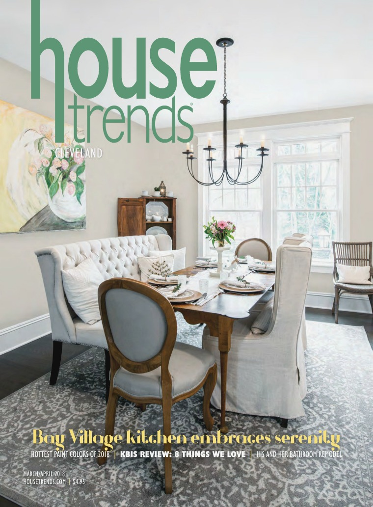 Housetrends Cleveland March/April 2018