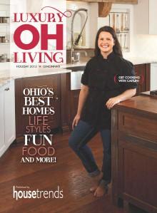 Housetrends Cincinnati Luxury Ohio Living Holiday 2013