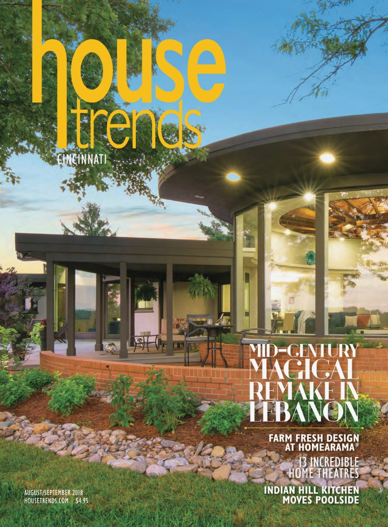 Housetrends Cincinnati August/September 2018