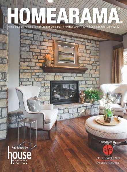 Housetrends Cincinnati HOMEARAMA® 2014