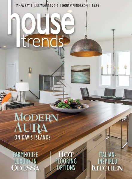 Housetrends Tampa Bay July / August 2014