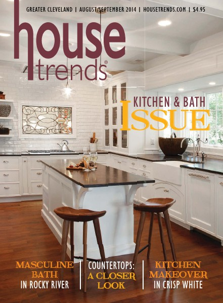 Housetrends Cleveland August / September 2014