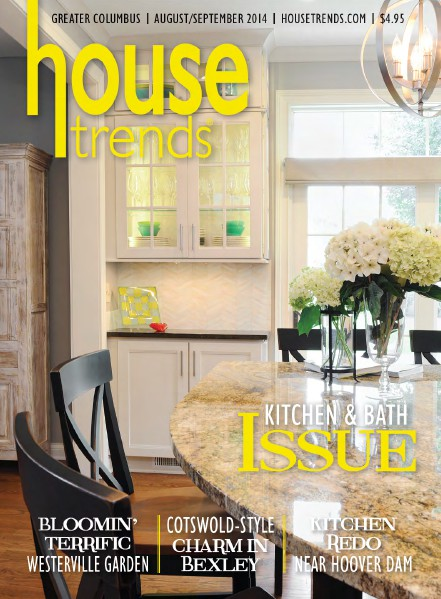 Housetrends Columbus August / September 2014