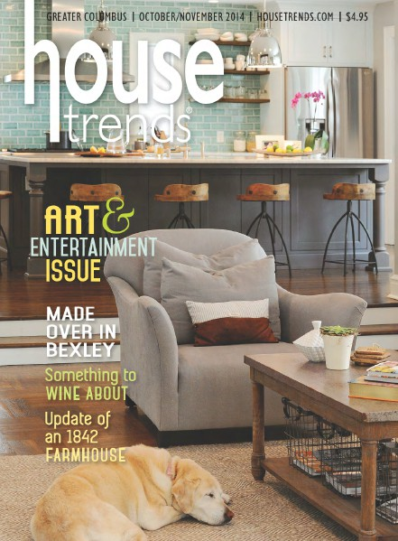 Housetrends Columbus October / November 2014