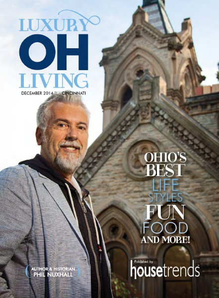 Housetrends Cincinnati Luxury Ohio Living December 2014