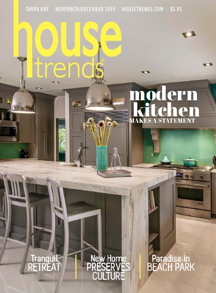 Housetrends Tampa Bay November / December 2014