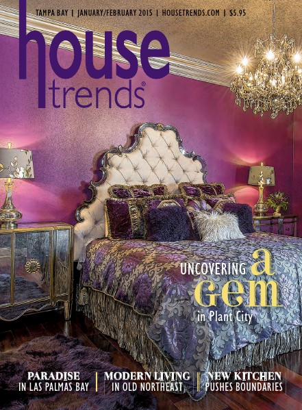 Housetrends Tampa Bay January / February 2015