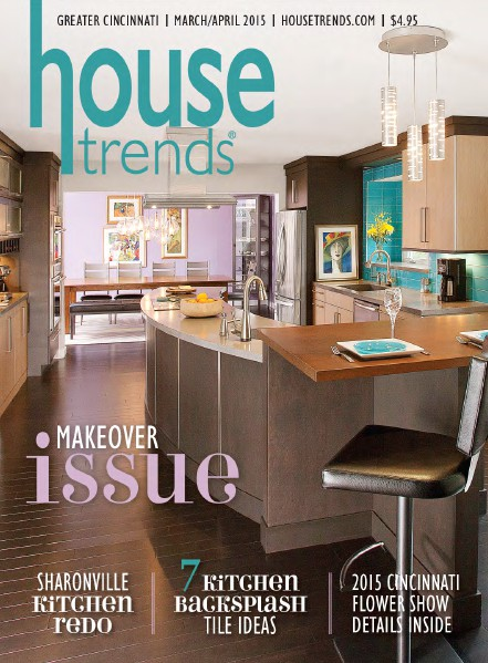 Housetrends Cincinnati March / April 2015