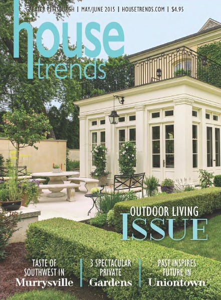 Housetrends Pittsburgh May / June 2015
