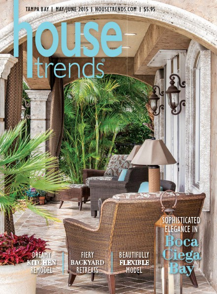 Housetrends Tampa Bay May / June 2015