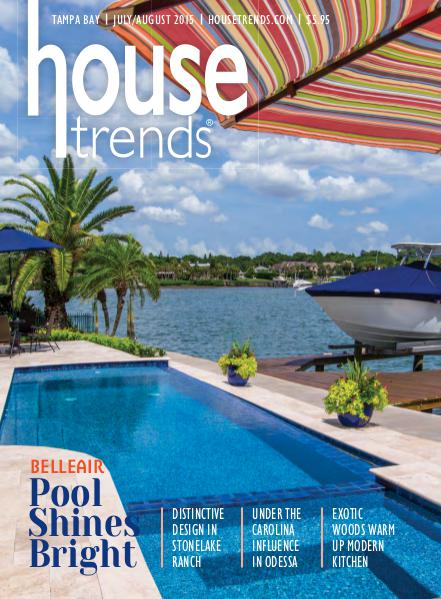 Housetrends Tampa Bay July / August 2015