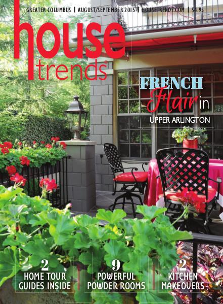Housetrends Columbus August / September 2015