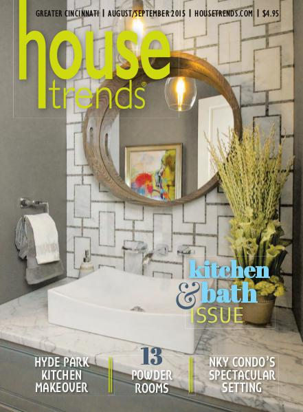 Housetrends Cincinnati August / September 2015