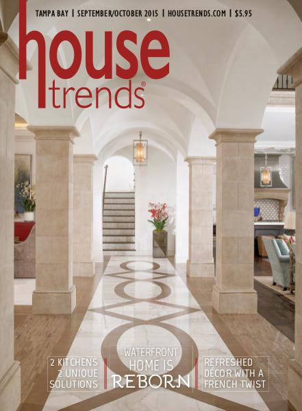 Housetrends Tampa Bay September / October 2015