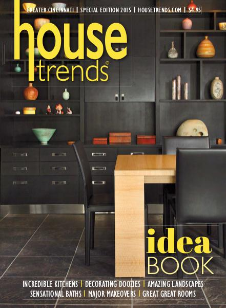 Housetrends Cincinnati Idea Book 2015