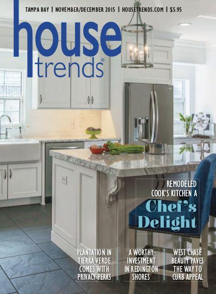 Housetrends Tampa Bay November / December 2015