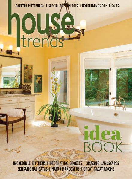 Housetrends Pittsburgh Idea Book 2015