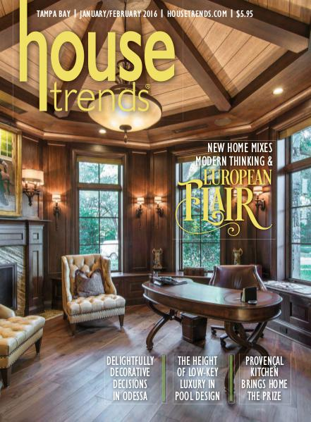 Housetrends Tampa Bay January / February 2016