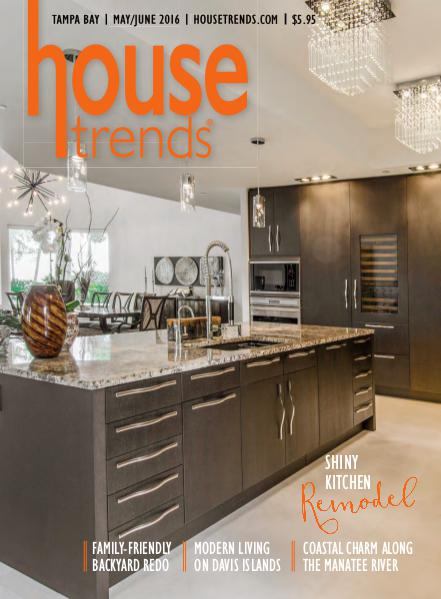 Housetrends Tampa Bay May  / June 2016