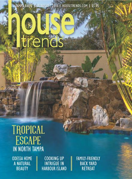 Housetrends Tampa Bay July / August 2016
