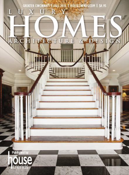 Housetrends Cincinnati Architecture & Design, Fall 2016