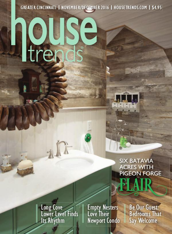 Housetrends Cincinnati November / December 2016