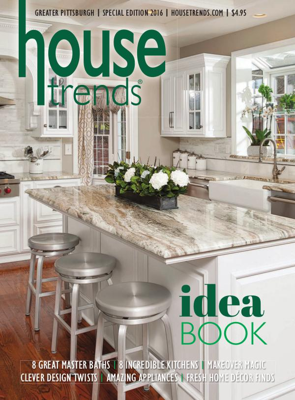 Housetrends Pittsburgh Idea Book 2016