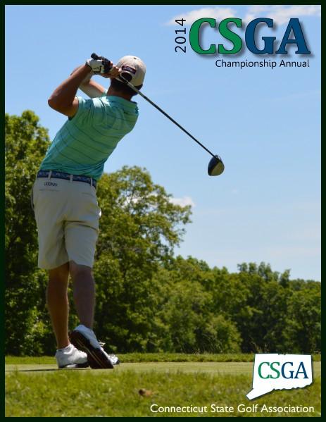 CSGA Publications: 2014 Championship Annual