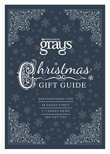 Grays Gift Guide 2016