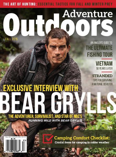 Adventure Outdoors Magazine Fall 2015