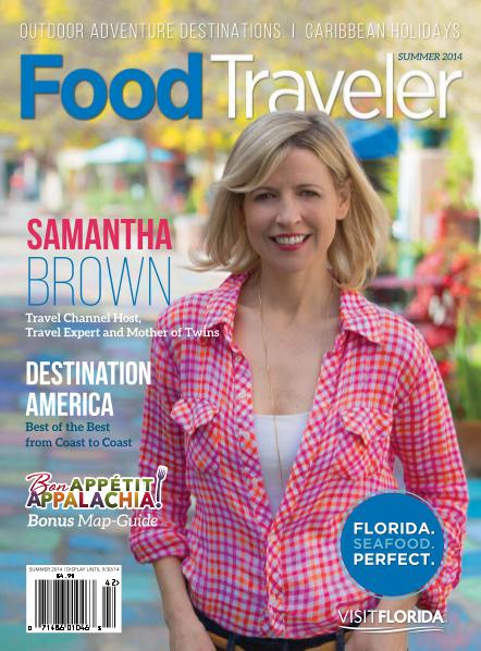 Food Traveler Magazine Summer 2014