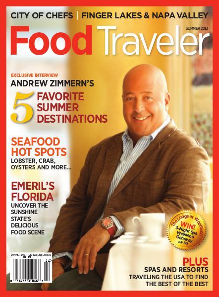 Food Traveler Magazine Summer 2013
