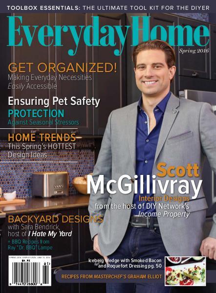 Everyday Home Magazine Spring 2016