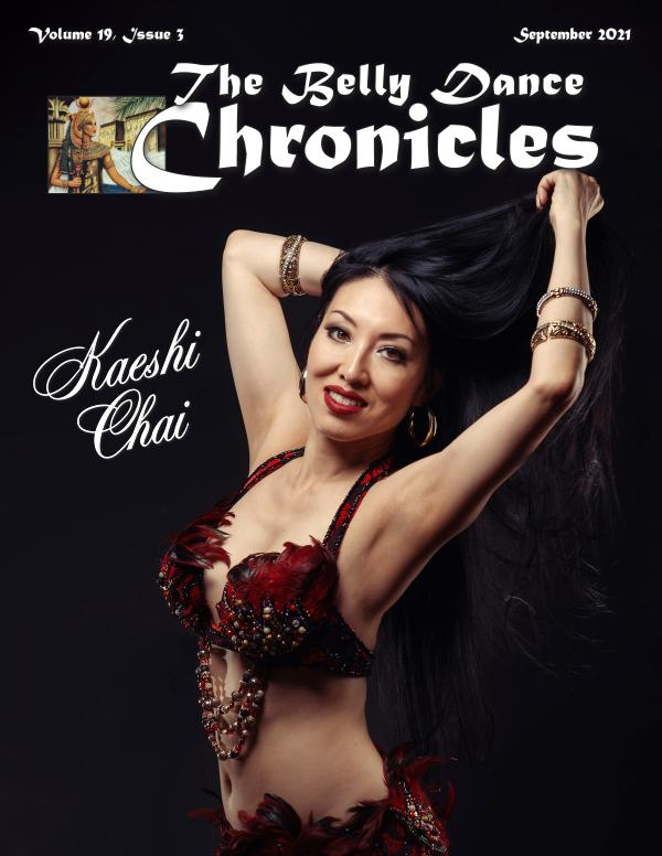 The Belly Dance Chronicles Sep/Oct/Nov/Dec 2021 Volume 19, Issue 3
